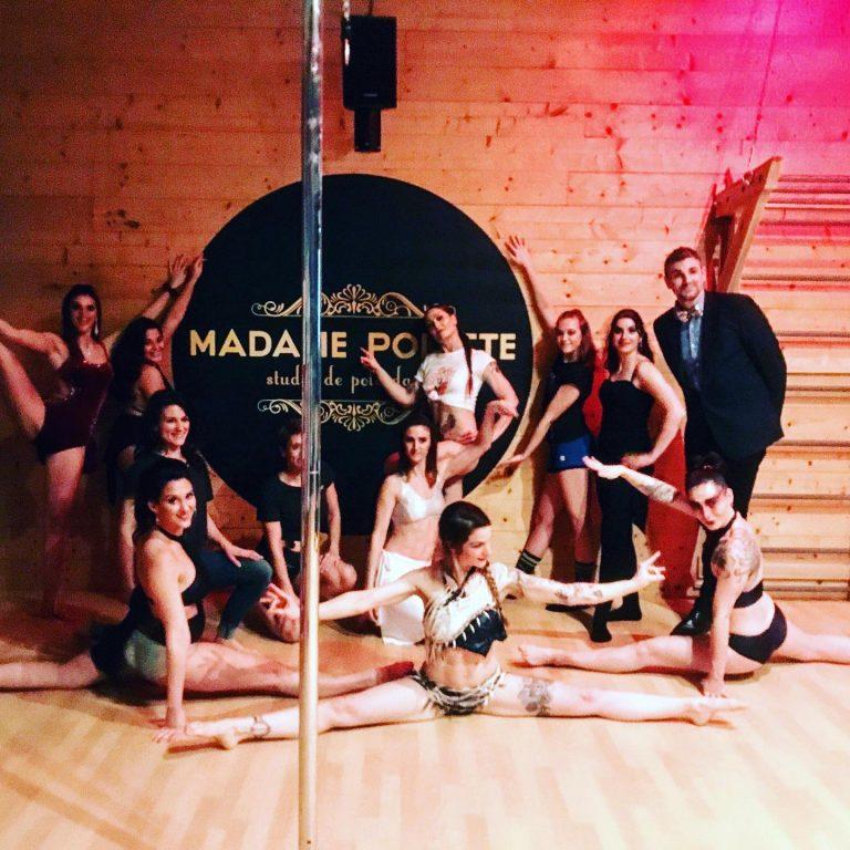 Retour sur le spectacle de fin d'année de Madame Polette